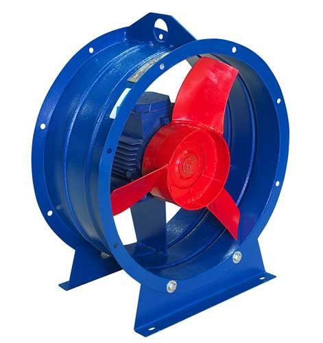 Вентиляторы осевые взрывозащищенные ВО-06-300