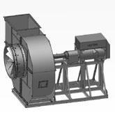 Вентилятор дутьевый ВДН-20
